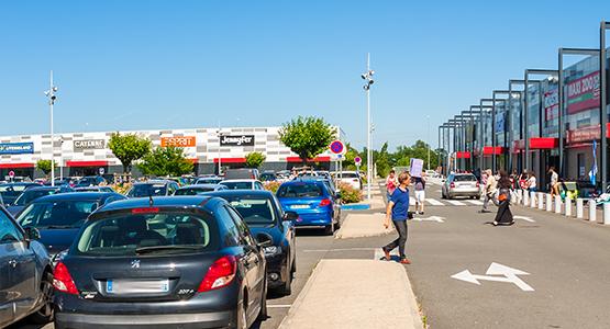 Boutique Esprit Parc des Bouchardes